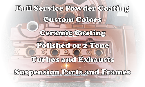 Powder Coat Services