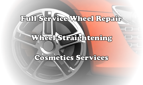 Full Service Wheel Repair